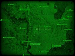FO4 Данвичские бурильщики (карта мира)