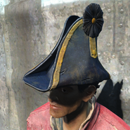 FO4 Шляпа капитана Айронсайда Н
