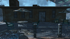 FO4 North End Hoarders Apartment