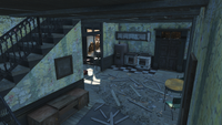 FO4 Northwest House First Floor