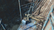 FO4 South Fens Tower lanchbox