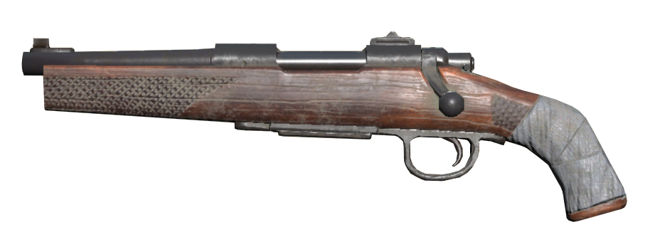Hunting rifle (Fallout 76) | Fallout Wiki | FANDOM powered by Wikia