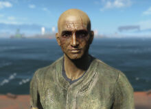 Fo4 Sergeant Lee (Alive)