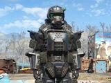 Marine armor (Far Harbor)