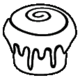 Icon sweetroll
