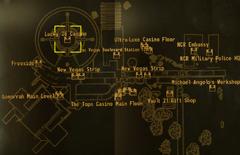 Lucky 38 map