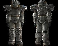 BoS T51b Armor
