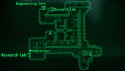 Cargo Hold map