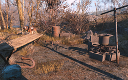 Fo4 Greenbriar Radio Signal Camp