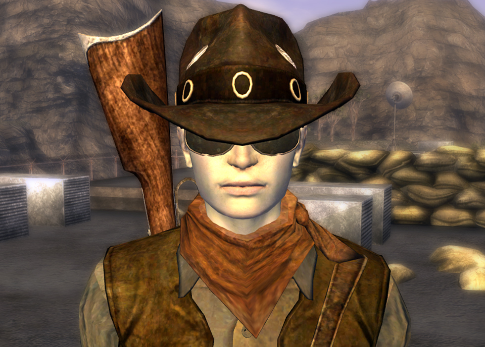 Ghost FNV