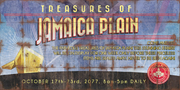 Treasures of Jamaica Plain Exhibit