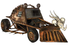 Buggy render