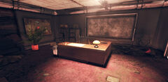 FO76 Hornwright Industrial headquarters (Human Resources office)