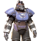 FO76 Mothman power armor paint