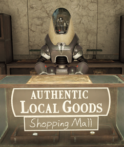 FO76 Shopping mall vendor