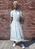 Fallout 76 Asylum Worker Uniform Blue