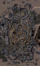 Fo3 Arlington Cemetery map