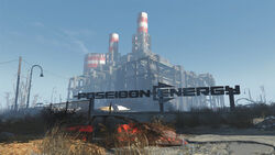 Fo4 Poseidon Energy (entrance)