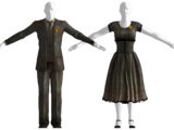 Fallout: New Vegas armor and clothing