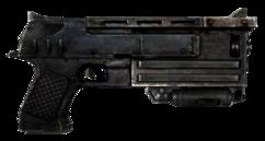 FNV10mmpistol heavy frame