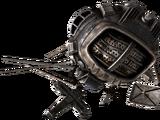 Destroyed eyebot