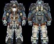 FO4CC T-60 power armor minutemen revolutionary