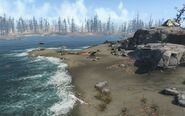 FO4FH Dalton farm beach