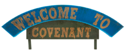 FO4 Covenant sign