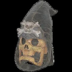 Fo76wa Fasnacht Death Skull mask