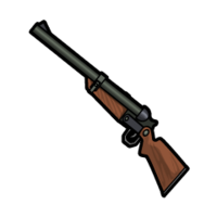 FoS double-barrel shotgun