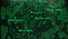 Minefield loc map