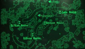 Minefield Fallout Wiki FANDOM Powered By Wikia - Us minefield map