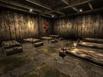 NCR Ranger safehouse beds