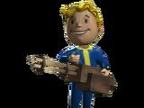 Bobblehead: Big Guns