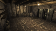 FNV Caesar's Legion safehouse lower part (early) 1