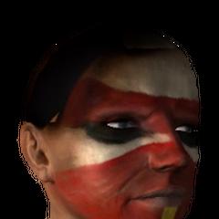Дикун з племені «Белоногие»