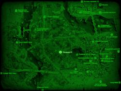 FO4 Убежище 81 (карта мира)