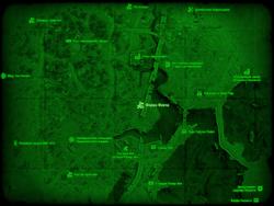 FO4 Ферма Финча (карта мира)