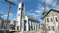 FO4 Salem Church