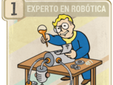Experto en robótica