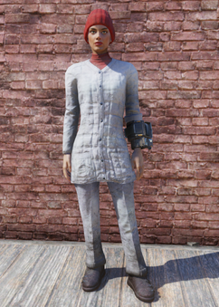 FO76 Skiing Outfit