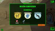 FoS Misión compasiva completado