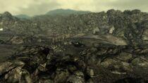 Raven Rock entrance ( after destruction )