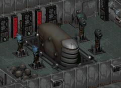 Skynet's mainframe