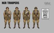 Szkic żołnierzy rnk