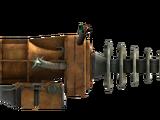 Drone cannon Ex-B