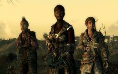 FO3 slavers line-up