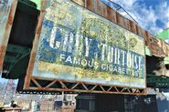 FO4 Grey T billboard overpass