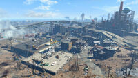 FO4 Lexington wideview