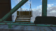 FO4 Mass Pike Interchange central elevator